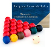 Шары Aramith Tournament Champion Pro-Cup Snooker ø52,4мм