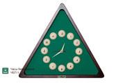 Часы бильярдные ЧБП (пирамида) шары 57мм
