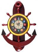 Часы бильярдные Якорь