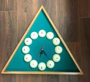 "Часы ""Пирамида"" (дуб)"