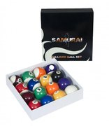 """Бильярдные шары """"Samurai Top Quality"""" ø57,2мм"""