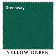 Сукно Greenway 164 см Yellow Green