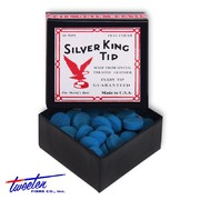 Наклейка Silver King ø14 мм