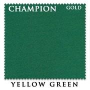 Сукно Champion Gold 195 см Yellow Green