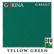 Сукно Gorina Granito Basalt 193см Yellow Green