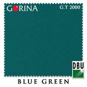 Сукно Gorina Granito Tournament 2000 197 см Blue Green