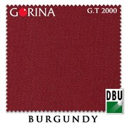 Сукно Gorina Granito Tournament 2000 197 см Burgundy