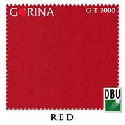 Сукно Gorina Granito Tournament 2000 197 см Red