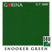 Сукно Gorina Granito Tournament 2000 197 см Snooker Green